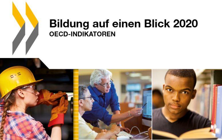 """""""Bildung auf einen Blick 2020"""" – OECD-Bericht veröffentlicht"""