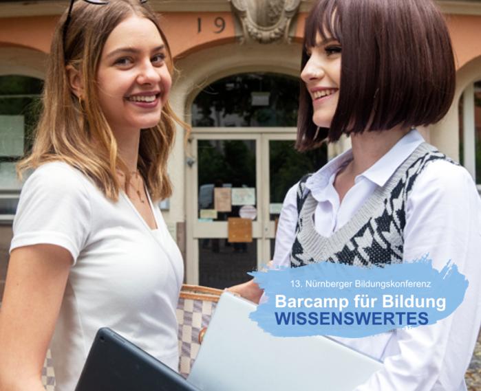 """Blended Learning"" – Unterricht der Zukunft an der Lothar-von-Faber-Fachoberschule Nürnberg"